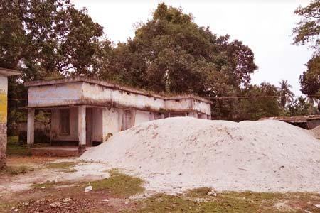 শ্মশান ভাংচুর