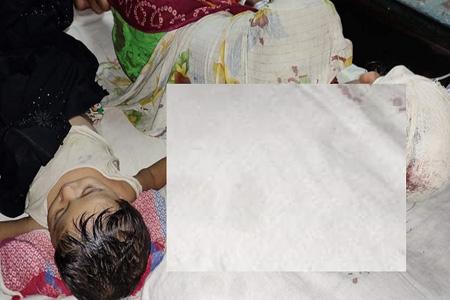 ঝিনাইদহ কালীগঞ্জে বাক প্রতিবন্ধি কিশোরীকে গণধর্ষণ॥ আটক ৪