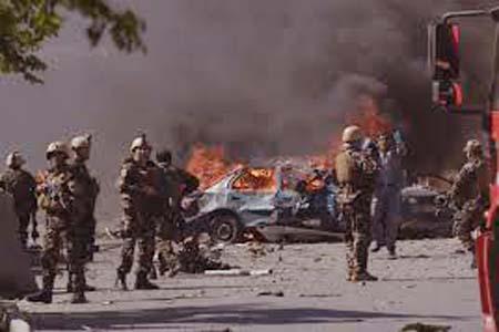 আফগানিস্তানে বোমা