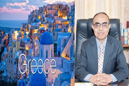 Ambassador to Greece