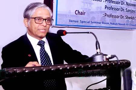 উপাচার্য অধ্যাপক ড. মো. আখতারুজ্জামান
