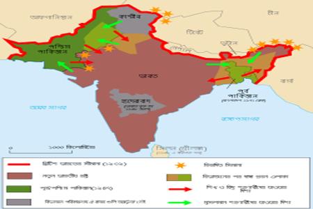 ভারতের সেক্যুলার ও পাকিস্তান