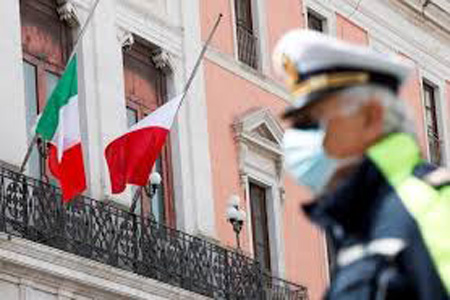 Italy announces national mourning