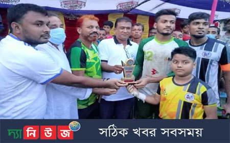 কালীগঞ্জ পৌর কাপ ফুটবল টুর্ণামেন্ট