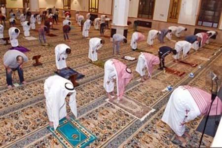 সৌদি আরবের মসজিদ
