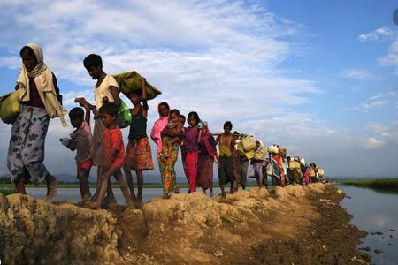 ৩ দিনেই উত্তর প্রদেশে শরণার্থীদের সংখ্যা দাড়ালো প্রায় ৪০ হাজার
