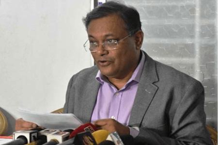 নির্বাচন কমিশনের বিধি-বিধান বিএনপির জন্য লাভজনক হবে -তথ্যমন্ত্রী