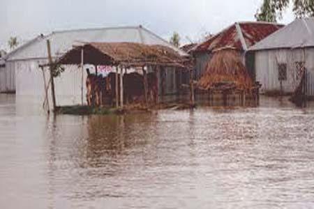 সিরাজগঞ্জে যমুনার পানি