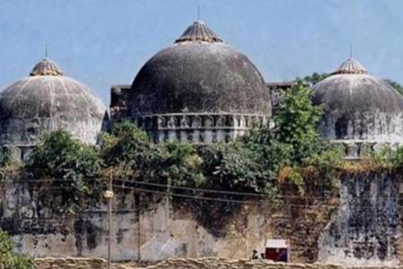 বাবরি মসজিদ সমস্যার ইতি