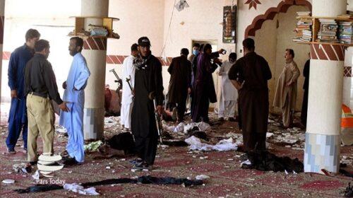 আফগানিস্তানের মসজিদে বিস্ফোরণে নিহতের সংখ্যা বেড়ে দাঁড়িয়েছে ৩৩