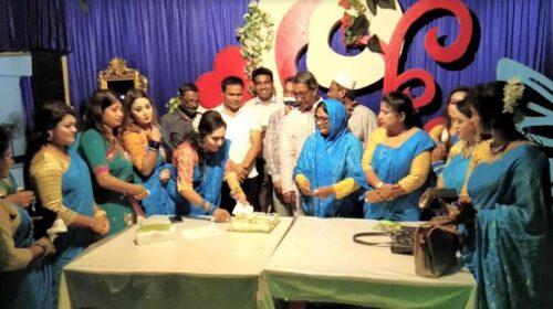 দিনাজপুরে ওমেন্স বাইকারস ওয়েলফেয়ার অ্যাসোসিয়েশনের প্রতিষ্ঠা বার্ষিকী পালিত