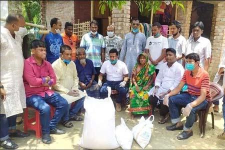 ঘুর্নিঝড় আম্পানে নিহত