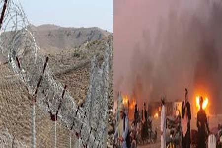 পাকিস্তান-আফগানিস্তান সীমান্তে সংঘর্ষ