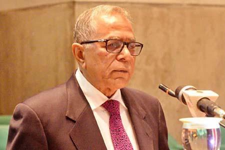 রাষ্ট্রপতি মোঃ আবদুল হামিদ