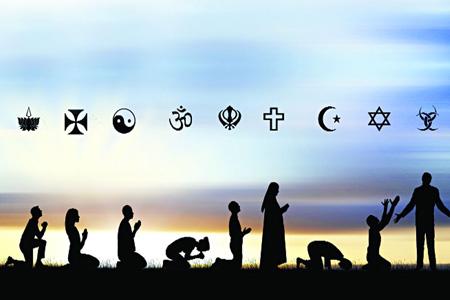জনসংখ্যায় বৃহৎ ১০ ধর্ম