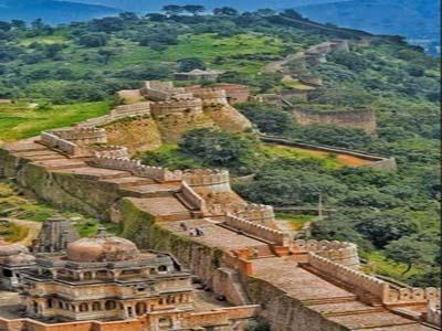 দি গ্রেট অয়াল অফ ইন্ডিয়া 'কুম্ভলগড় দুর্গ'