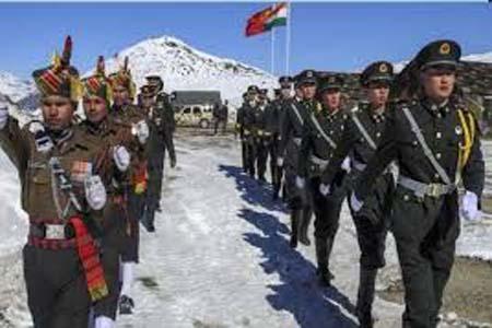ভারত-চীন সীমান্তে যুদ্ধ